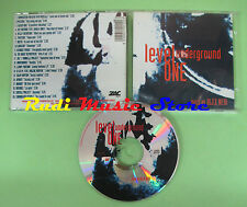 CD LEVEL ONE UNDERGROUND compilation 1995 BLACK BOX ADEVA JOE T. VANNELLI (C29)