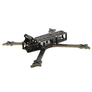 Carbon Fiber Quadcopter Frame 235mm Wheelbase for FPV RC Drone Accessories