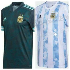 MEN'S ARGENTINA 20 21 SOCCER JERSEY NAME & NUMBER
