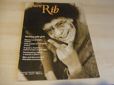 Spare Rib Women's Liberation Feminist Magazine Number 94 May 1980