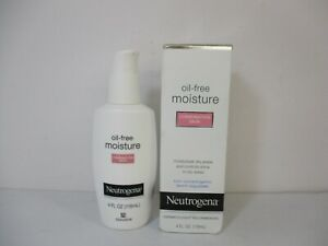 2 NEUTROGENA OIL-FREE MOISTURE COMBINATION SKIN 4 OZ EA READ EXP: 9/21+ JL 5733