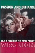 Passion and Defiance: Film in Italy from 1942 to the Present