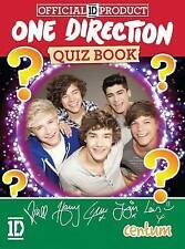 One Direction Quiz Book, , Used; Good Book
