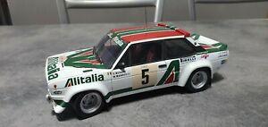 Fiat 131 abarth 1:18