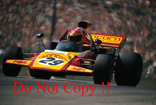 FRANCOIS Migault connew PC1 AUSTRIACO GRAND PRIX 1972 Fotografia