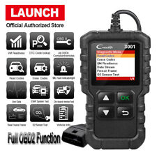 Automotive Code Reader OBD2 Scanner Check Engine Light Live Data Diagnostic Tool