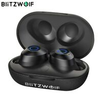 Blitzwolf FYE5【bluetooth 5.0 】Wireless Stereo Earbuds Noise-cancelling Headset A
