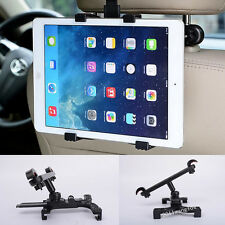 New Universal In Car Headrest Back Seat Holder Mount for iPad 1 2 3 4 Air Tablet