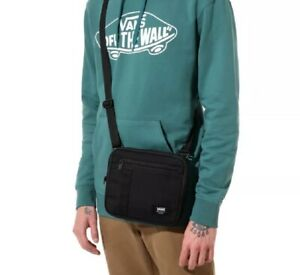 VANS Draft Shoulder Bag - Black Ripstop