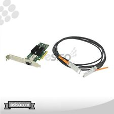 671798-001 666172-001 MNPA19-XTR HP 10GB ETHERNET NETWORK INTERFACE CARD W/CABLE