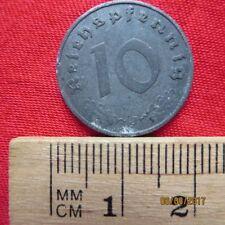 Deutschland - 10 Pfennig Deutsches Reich - Reichspfennig verschiedene Jahrgänge