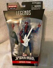Marvel Legends ~ SPIDER-PUNK ACTION FIGURE ~ BAF Lizard Wave - New/Unopened