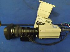 Panasonic aw-e650 Convertible Camera with Fujion TV zoom Lens 128MM