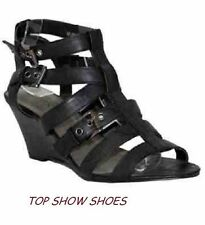 Wedge Mid Heel (1.5-3 in.) Gladiators Shoes Beach for Women