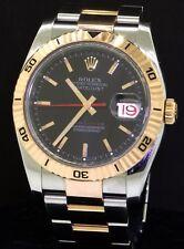 Rolex Datejust Thunderbird 116261 D-serial SS/18K Rose gold men's watch w/papers