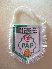 fanion FAF  football  sport FEDERATION ALGERIENNE DE FOOTBALL