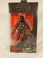 Hasbro Star Wars Black Series 6 Inch #11 First Order TIE Pilot NIB Action Figure