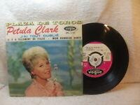 Petula Clark – Plaza de Toros + 3 1963 France EP Vogue EPL 8110