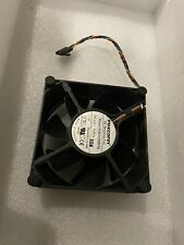 More details for dell optiplex 7010 9010 mt internal chassis rear fan 0wc236 foxconn pv903212pspf