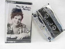 Cassette Tape - Play it Again Marilyn - MARILYN WOOD  1992 most requested piano