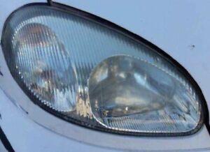 1999 2000 2001 2002 DAEWOO LANOS PASSENGER RIGHT SIDE HEADLIGHT LIGHT ASSEMBLY