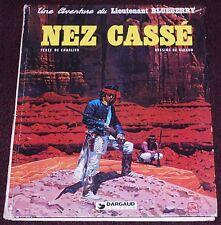BLUEBERRY-21- / Nez cassé /EO 1980 / BE-