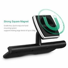360° Mpow Magnet Car CD Slot Holder Mount Stand for Cell Phone GPS MP4 5 Tablet