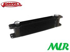 PWR UNIVERSAL MOTORSPORT 21 ROW 37MM OIL COOLER 7/8X14 UNF FITTING PWO5931 BTB