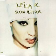 Leila K. Slow motion (1993) [Maxi-CD]