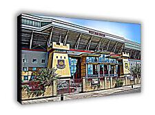 West Ham United - Upton Park Boleyn Ground Wall Canvas stylized picture