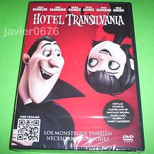 HOTEL TRANSILVANIA DVD NUEVO Y PRECINTADO