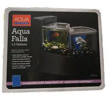 New listing Aqua Culture Aqua Falls 1.3 Gallon Tank