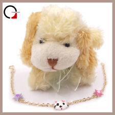 bracelet enfant Hello Kitty étoiles Baptême en or jaune bracelet fille