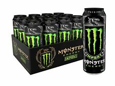 Monster Energy Drink Can 550ml X 24
