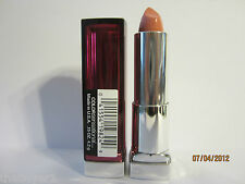 2 LOT MAYBELLINE COLOR SENSATIONAL LIPSTICK COLOR : PINK PLEASE 025  NEW