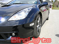 2000-2005 Toyota Celica GTS GT Fog Lamps Lights 00-05 gt-s 01 02 03 04