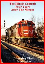 Railroad DVD: Canadian National / Illinois Central