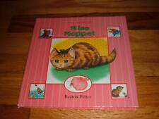 THE STORY OF MISS MOPPET Beatrix Potter KITTEN Book 1995 Classic Cat Cute Kids