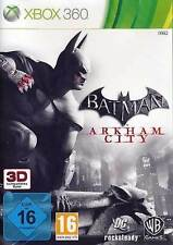 Microsoft xbox 360 *** BATMAN ARKHAM CITY *** NEUF * NEW