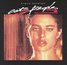 CAT PEOPLE Original Soundtrack CD Giorgio Moroder 1992 Bowie Putting Out Fire