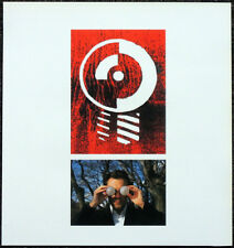 PINK FLOYD POSTER PAGE . 1987 A MOMENTARY LAPSE OF REASON LP ALBUM ART . M59