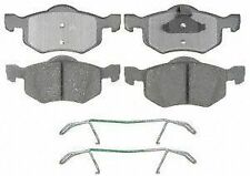 ACDelco 17D843CH Front Ceramic Brake Pads