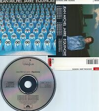 JEAN MICHEL JARRE-EQUINOXE-1978-W.GERMANY-POLYDOR RECORDS 800025-2  02-CD-MINT-
