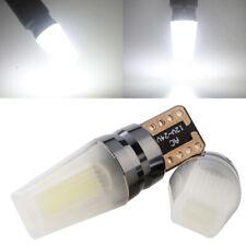 10Pcs 12V 24V T10 W5W 194 168 2825 COB 5W SMD Canbus Error Free Led Light Bulbs