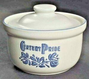 pfaltzgraff Yorktowne (USA): Butter Tub & Lid