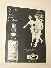 MARTINI DRY VINO VERMOUTH=ANNI '50=PUBBLICITA'=ADVERTISING=WERBUNG=319