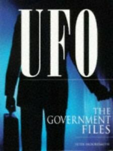 UFO: The Government Files by Brookesmith, Peter Hardback Book The Cheap Fast