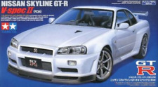 Nissan Skyline GT-R V-Spec2 R34 - 1:24 No258 by Tamiya 24258