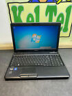 "Toshiba Satellite Cheap C660 15.6"" Laptop Amd E-300 320gb Windows 7 Black 6gb Uk"