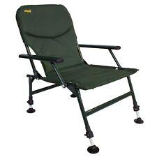 Relax Carp Chair Karpfenstuhl mit Armlehnen Angelstuhl Anglerstuhl Campingstuhl